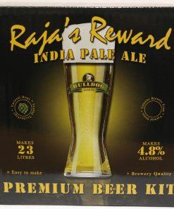 Bulldog Brews Rajas Reward IPA