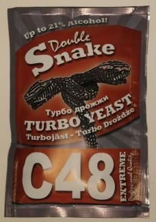 Double Snake Turbogjær 48 Extreme