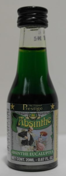 Prestige Absinthe Green Eucalyptus