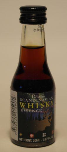 Prestige Scandinavian Whisky