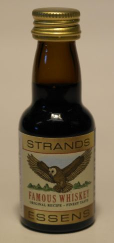 Strands Famous Whiskey