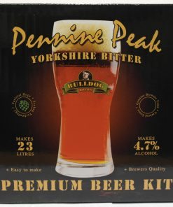 Bulldog Brews Pennine Peak Yorkshire Bitter.