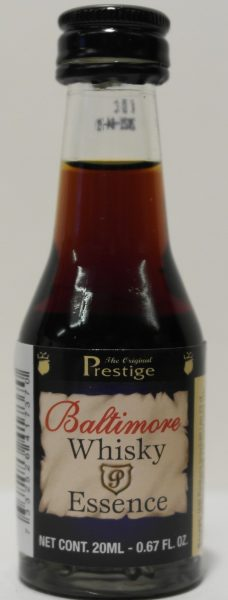 Prestige Baltimore Whisky Essence