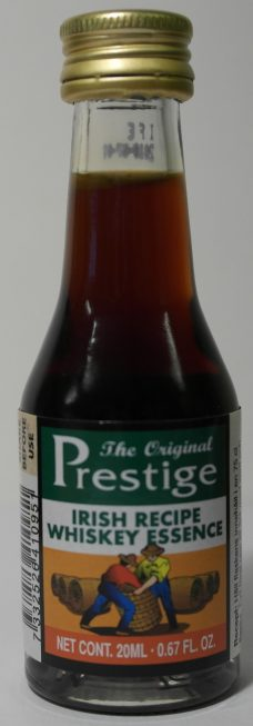 Prestige Irish Receipe Whiskey
