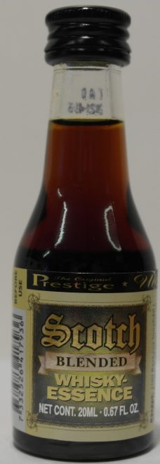 Prestige Scotch Blended Whisky-Essence