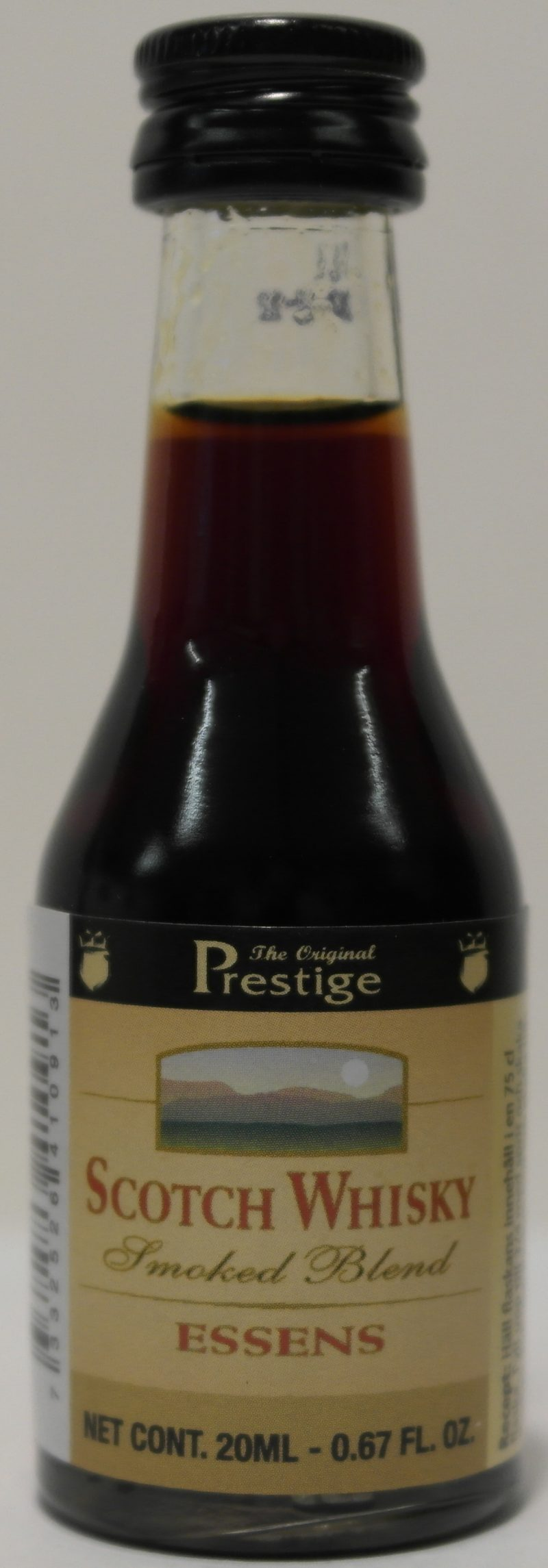 Prestige Scotch Whisky Smoked Blend Essens