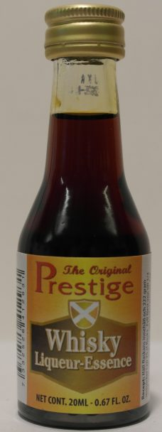 Prestige Whisky Liqueur-Essence