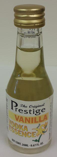 Prestige Vanilla Vodka essence
