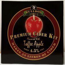 Bulldog Brew Toffe Apple
