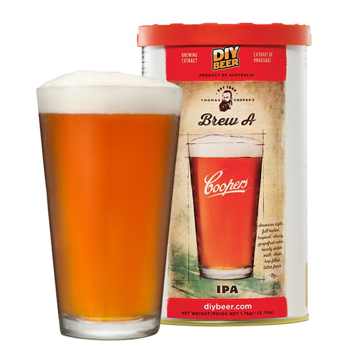 Coopers Brew A IPA