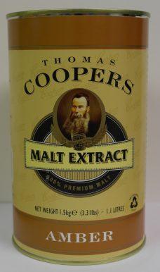 Coopers Amber Maltekstrakt