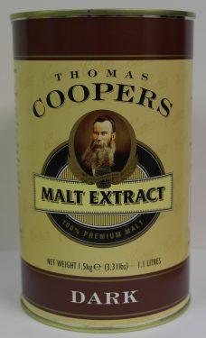 Coopers Dark Maltekstrakt