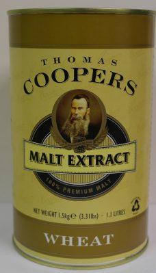Coopers Wheat Maltekstrakt