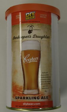 Coopers Innkeepers Daughter