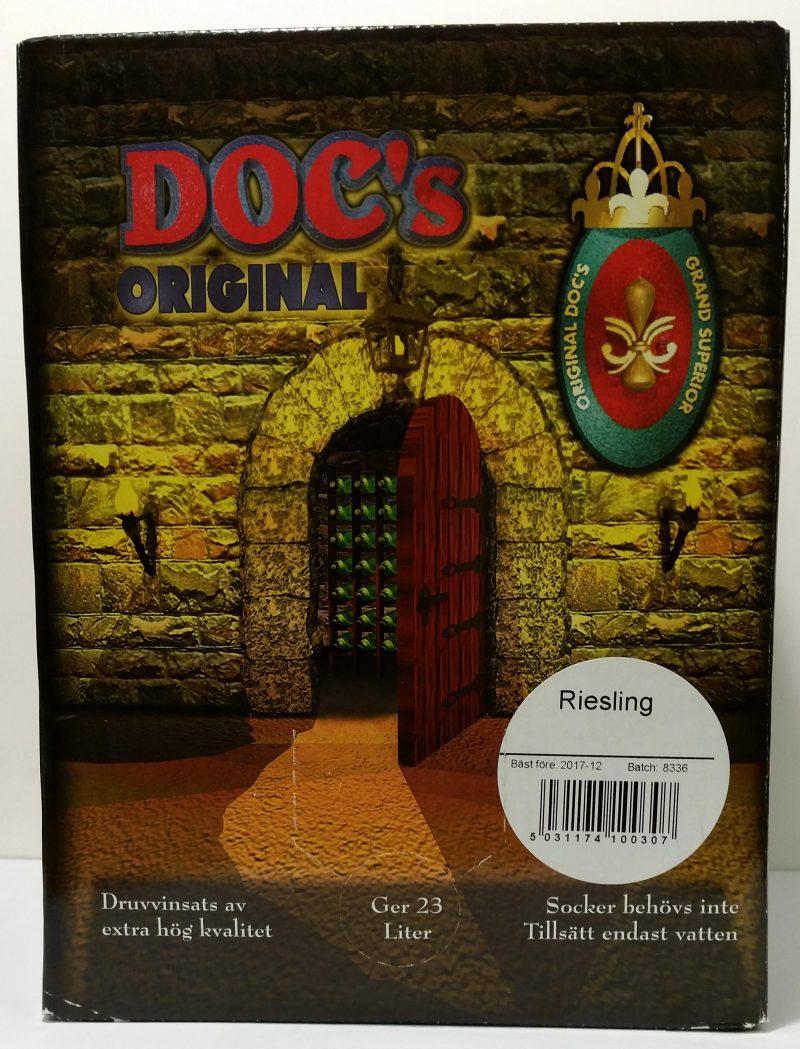DOCs Original Riesling